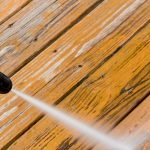 How Long After Pressure Washing Can You Stain A Deck?